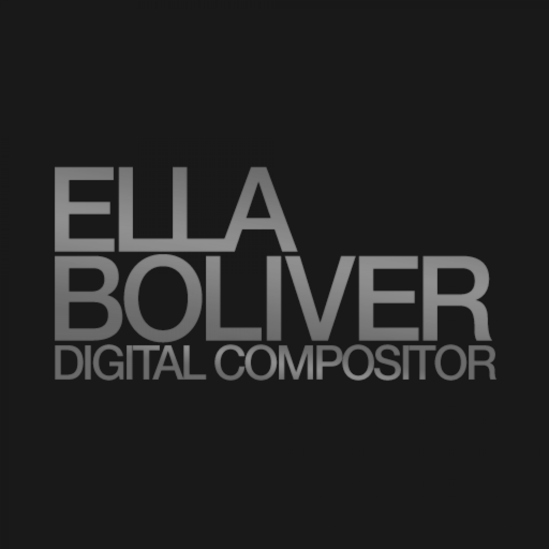 Ella Boliver – Digital Compositor
